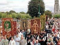 Yves Hélory de Kermartin,le Saint Patron Breton est fêté le 19 mai,jour de la fête nationale de la Bretagne. (4/6)