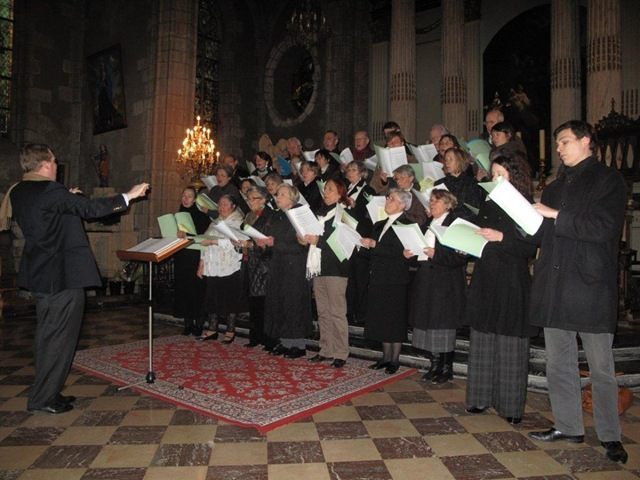 Chorale Saint Germain