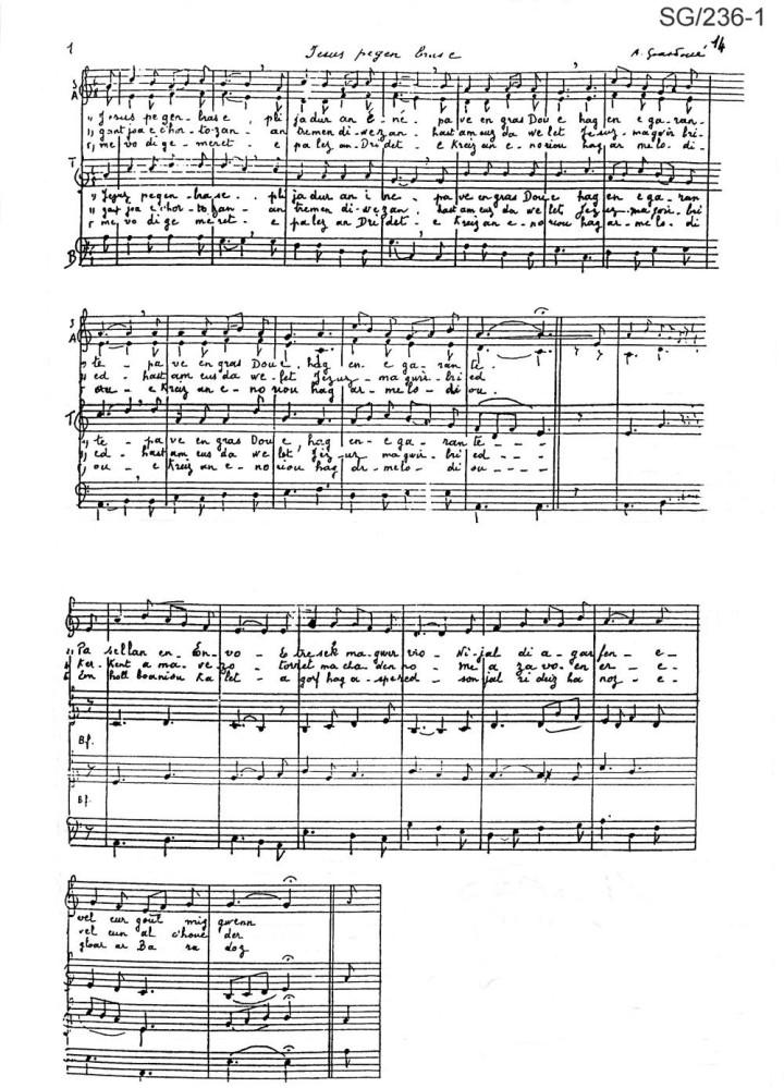 Ar Baradoz ou le cantique du Paradis... (2/3)