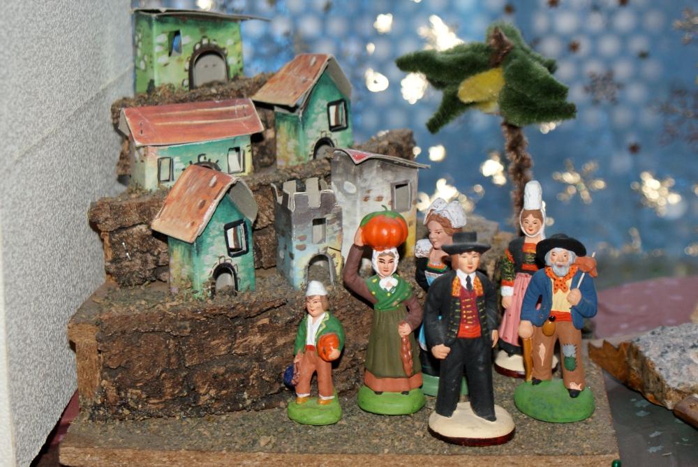 Tout le village et ses invités sont là...