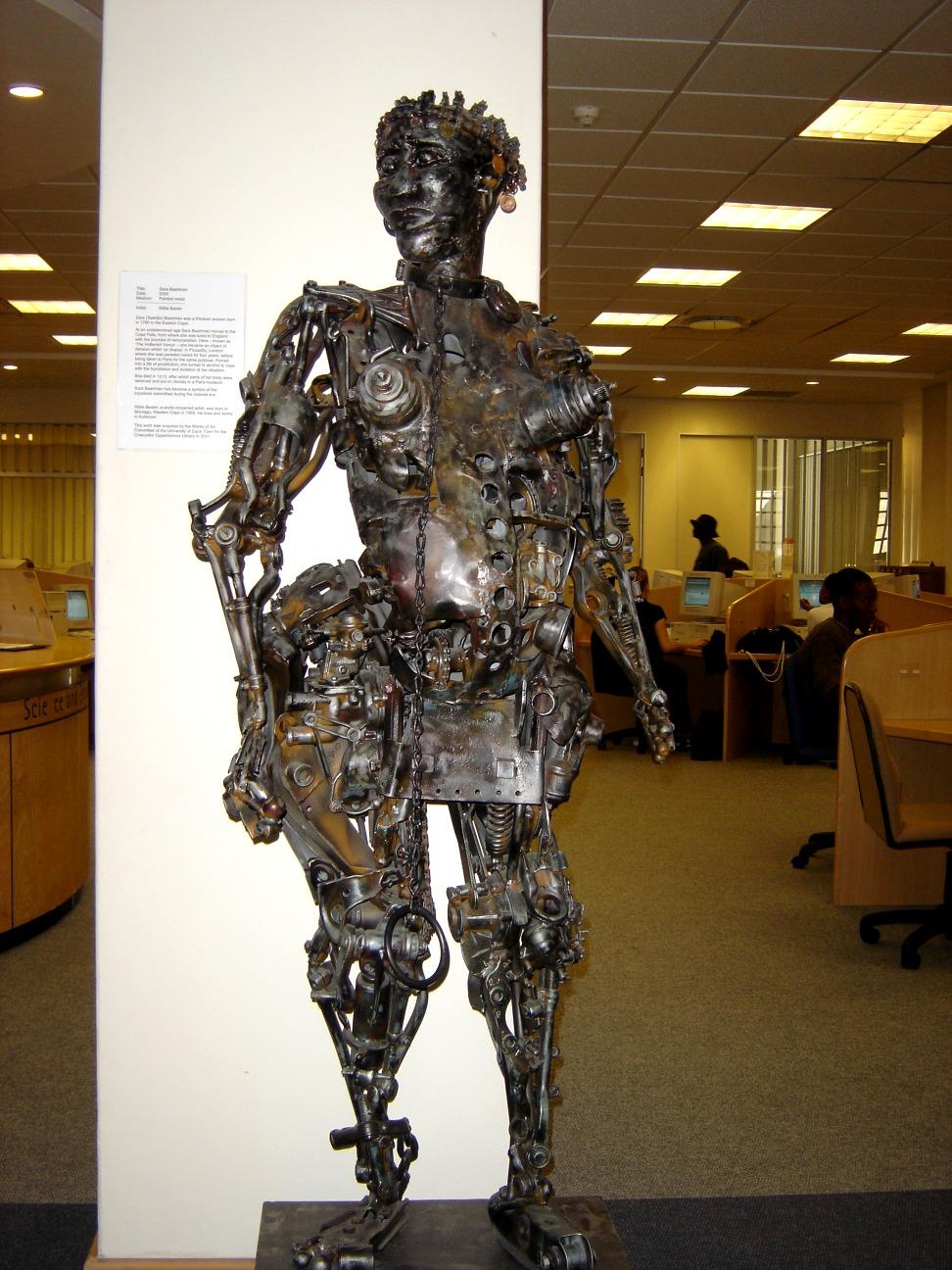 SartjieBaartman_statue