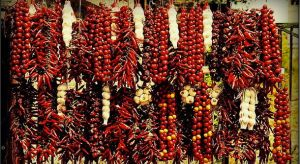 Hongrie-paprika-marche-rouge